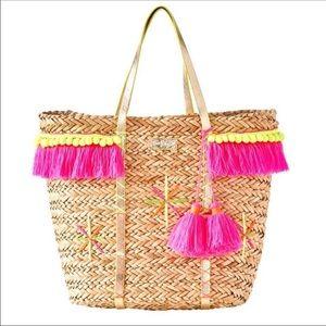 Lilly Pulitzer🌸Beach bag